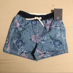 NWT 18-24 Month Gap Swim Trunks